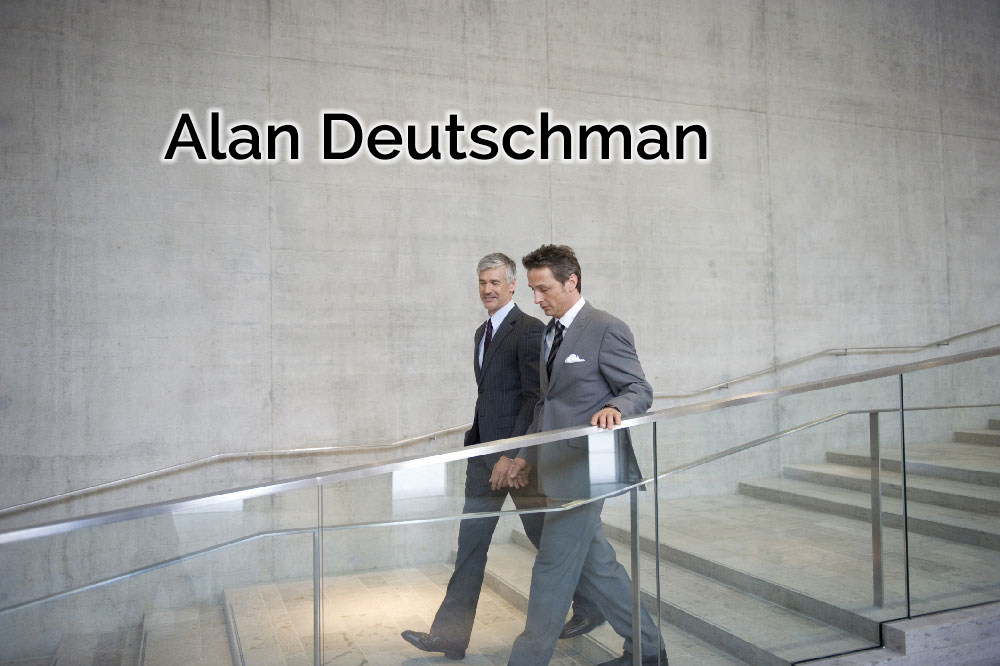 Walk The Walk: The Most Important Rule for Leaders – Deutschman