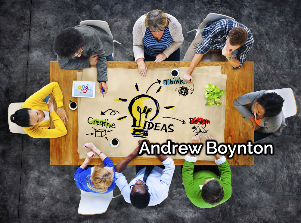 The Idea Hunter: How to Find the Best Ideas and Make Them Happen – Boynton