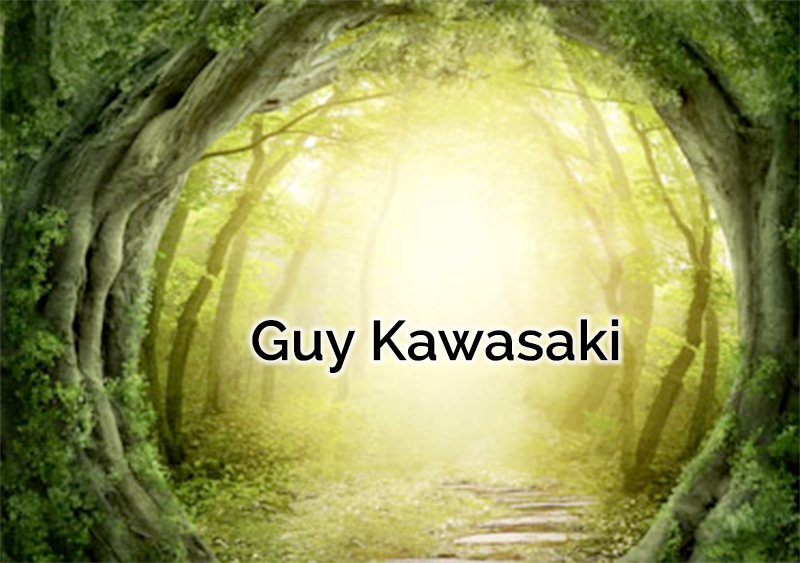 Enchantment: The Art of Changing, Hearts, Minds and Action – Kawasaki