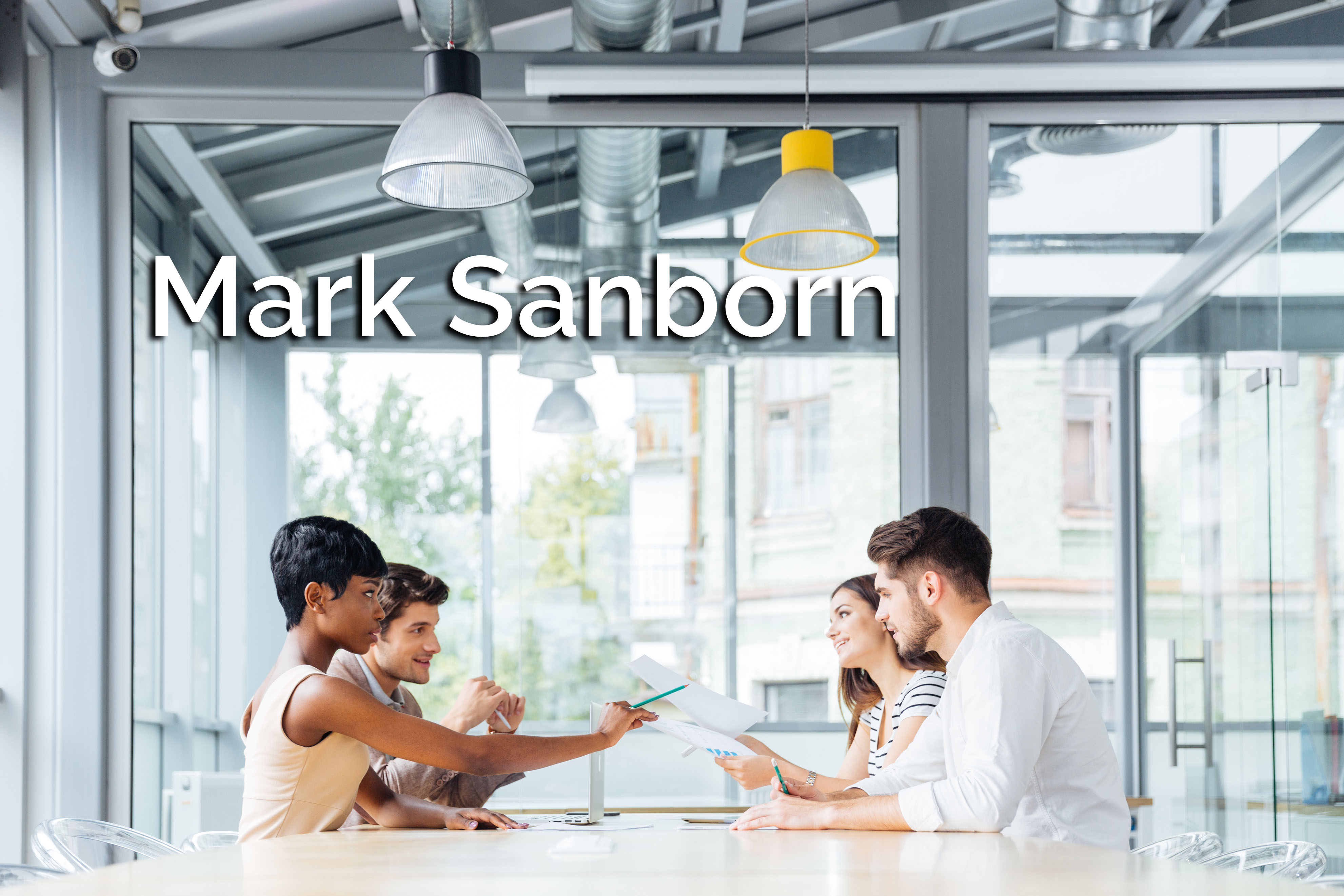 Disruptive Leadership – Sanborn
